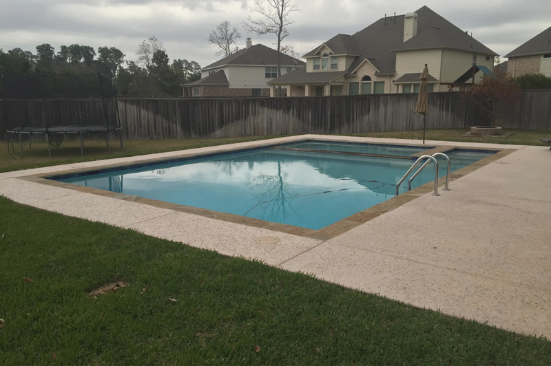 More pools that were built by ultimate pools for Pool jets design