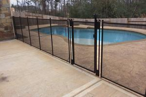 pool with fence 3