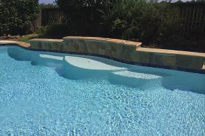 pool with wall 3